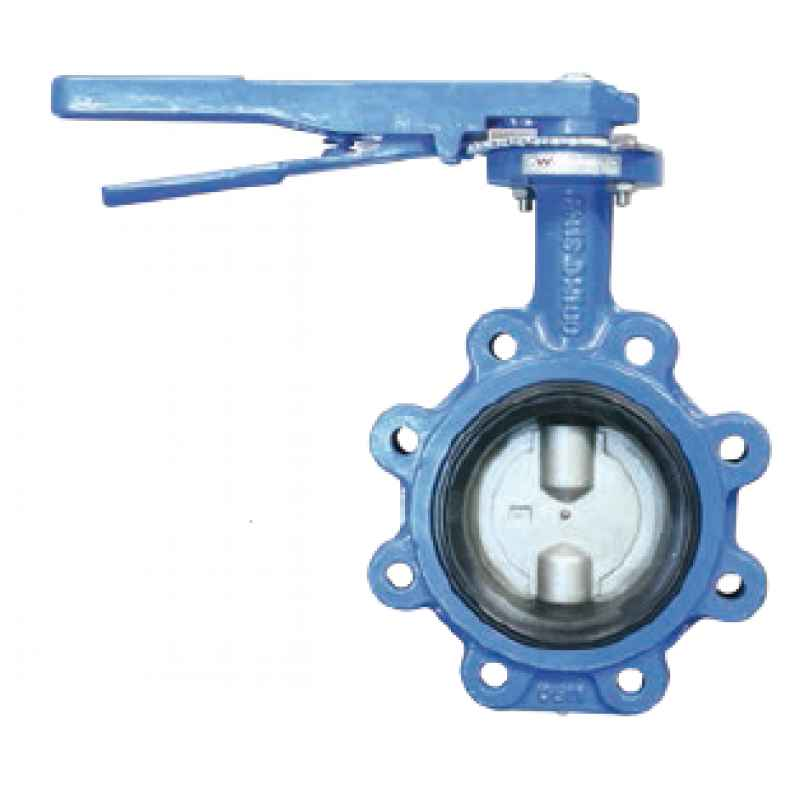 LUG STYLE WATERMARK BUTTERFLY VALVE TABLE E VBF-IBFL0150